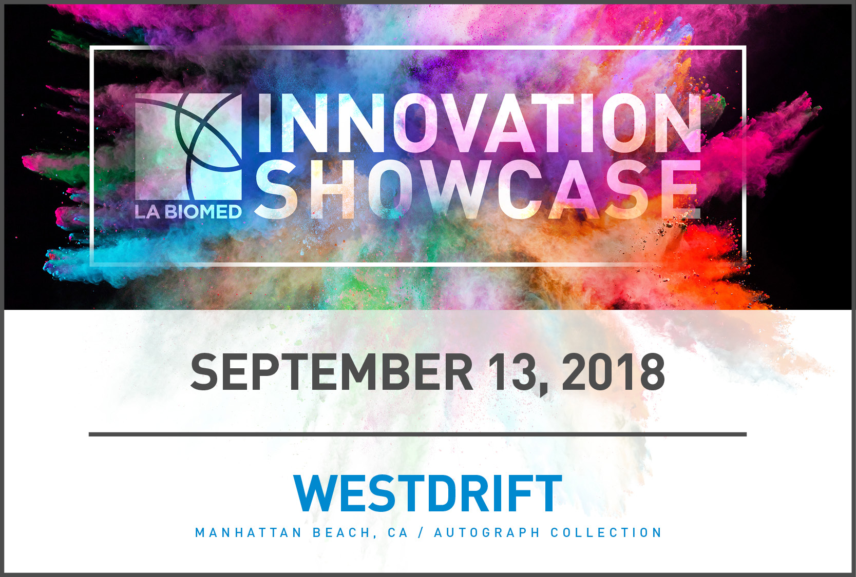 Innovation Showcase 2018